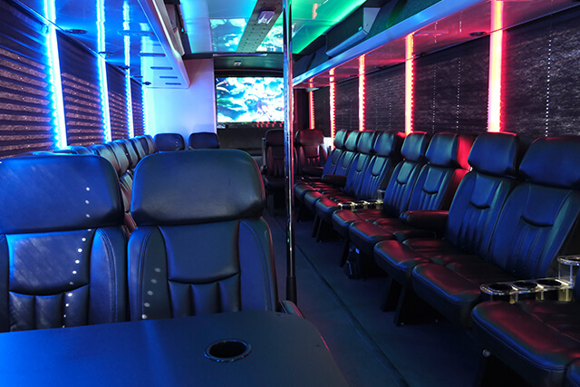 Tampa Limousine Services & Party Bus Rental in Tampa FL